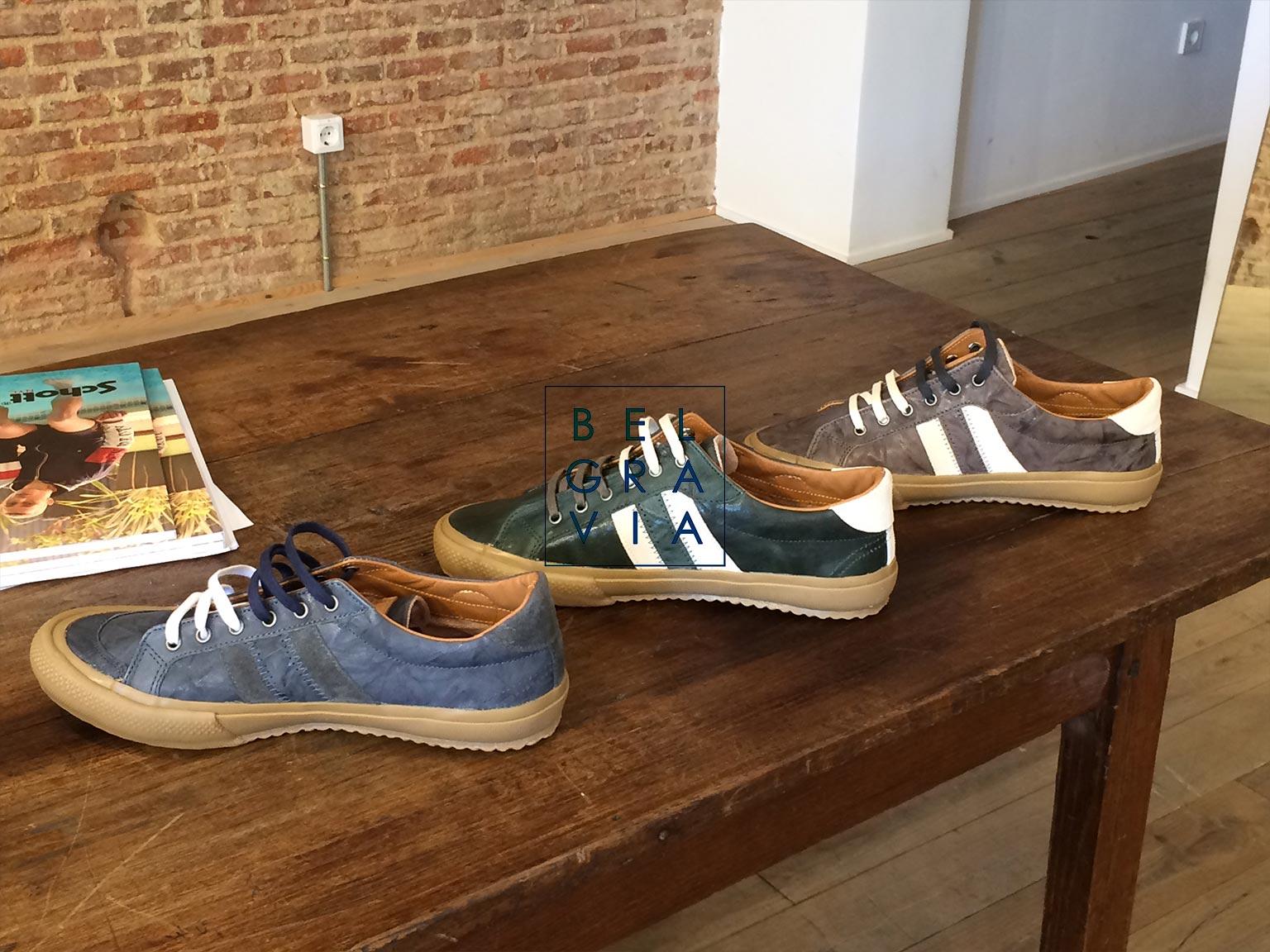 Zapatillas de moda para hombre